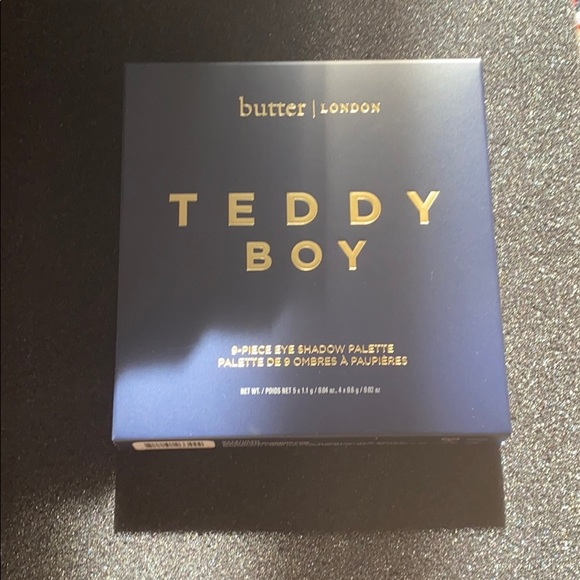 Butter London Teddy boy